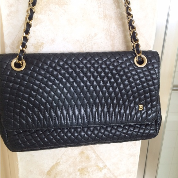 95% off Bally Handbags - Finalð??ºQuilted leather authentic Bally ... : bally quilted bag - Adamdwight.com