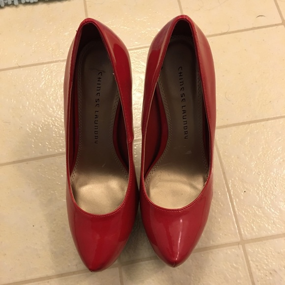 f8234e55ea Chinese Laundry Shoes - Red Chinese Laundry heels