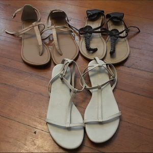Sandal Bundle Size 6