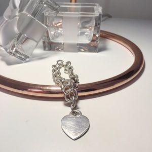 Heart Tag Tiffany Bracelet