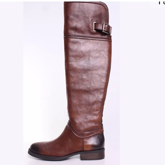 1bc1ae8fdf2 VINCE CAMUTO FANTASIA OVER THE KNEE BOOTS- NWB!