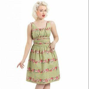 Voodoo Vixen Dresses & Skirts - 🌻 🌵 Spring Flowers Waist Gather Voodoo Vixen
