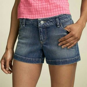 PAIGE Slightly Distressed Canyon Short