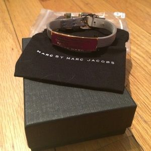 Marc Jacobs Jewelry - Marc Jacobs adjustable ID bracelet BNWT.