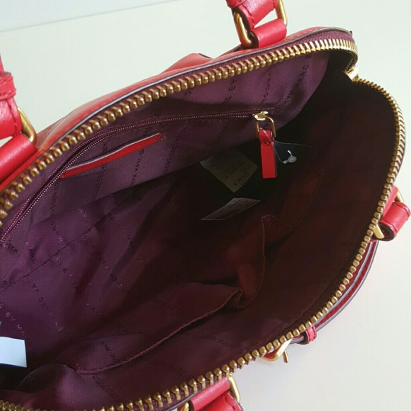 Mini rei satchel marc jacobs