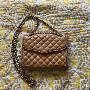 Rebecca Minkoff Quilted Leather Bag