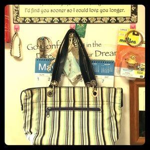Handbags - 🎀✨Cute Canvas Tote ✨🎀