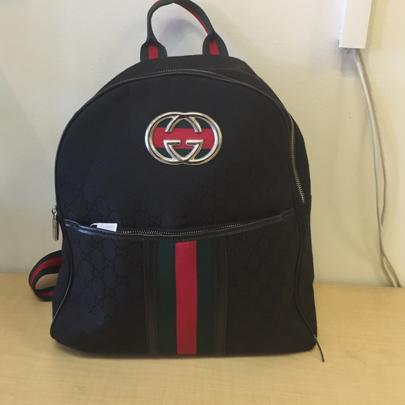 gucci book bags for men. authentic gucci backpack book bags for men u