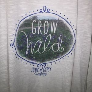 Junk Gypsy Grow Wild Tee