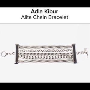 Adia Kibur Jewelry - Adia Kibur Multi Chain Bracelet