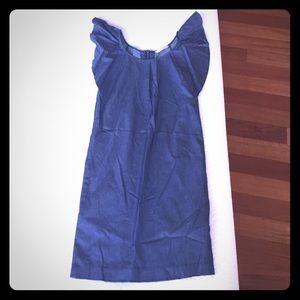 Rebecca Minkoff designer jean dress