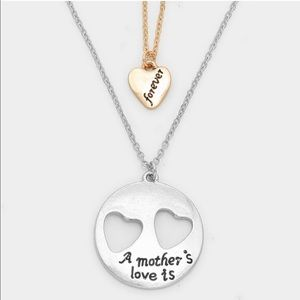 Farah Jewelry Jewelry - ⚠️LAST CALL⚠️ 🎉2x HP🎉 Mother's ❤️ Necklace