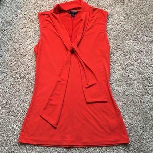 Banana Republic Tops - Banana Republic Red sleeveless shirt