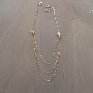 Jewelmint gold necklace