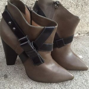 LAMB leather boots