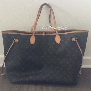 $$NOT firm/NEGOTIABLE - LV Neverfull GM
