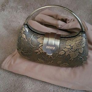 Handbags - Really cute metal evening bag