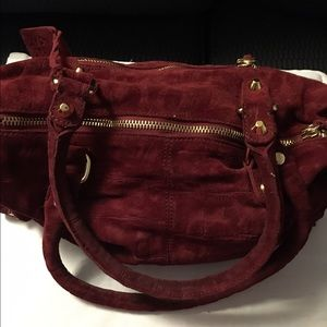 Linea Pelle, used satchel, in very good condition!