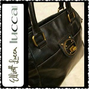 Elliott Lucca Handbags - Elliott Lucca Leather Handbag