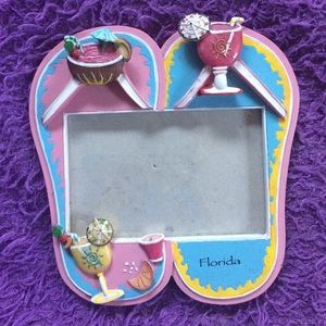 Other - Flip Flop & Margarita Photo Frame