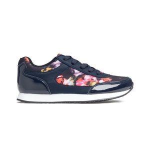 H&M Shoes - h&m • floral sneakers