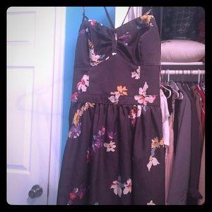 American eagle floral dress