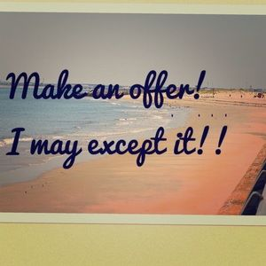 Offer it!