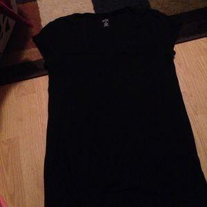 A.n.a. Black basic tshirt