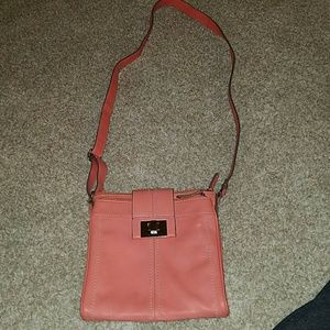 Genuine Leather Tignanello Crossbody