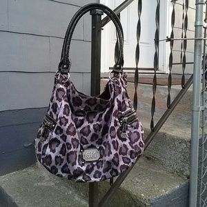 Gia Milani Handbags - Gia Milani Soft Cheetah Handbag
