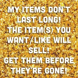 Tops - Items sell quickly!