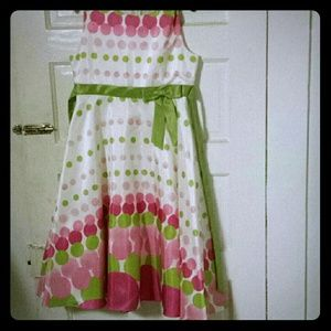Dresses & Skirts - Multi color girls dress