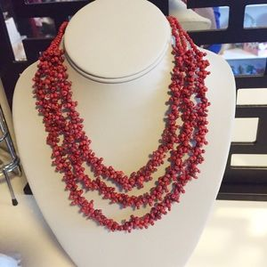 Jewelry - Bead Boho Necklace