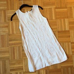 White Mango dress