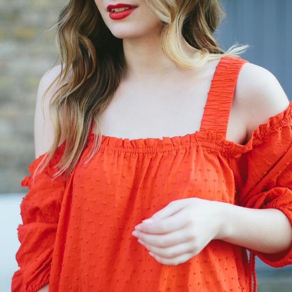 a5875770919f H&M Dresses | City Diaries Off Shoulder Flutter Dress | Poshmark
