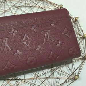 Handbags - Leather Wallet