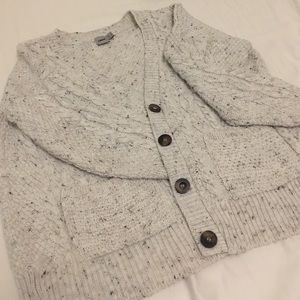 ASOS Knit Cardigan Sweater