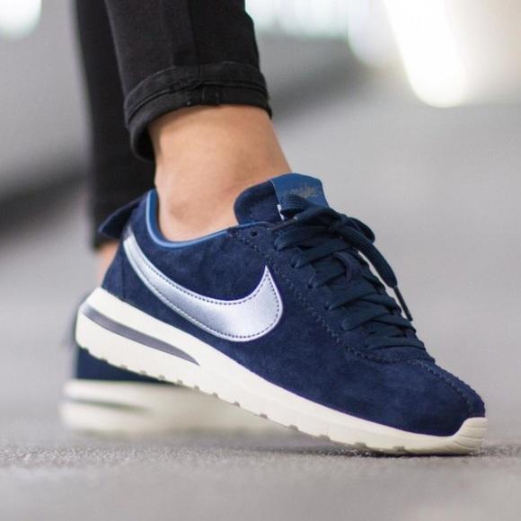 e9498b3ebca1 Nike Roshe Cortez NM Premium Suede