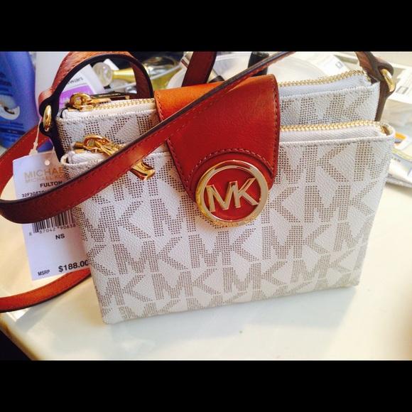 f40067eaafdb6a MICHAEL Michael Kors Bags | Authentic Mk Sling Bag | Poshmark