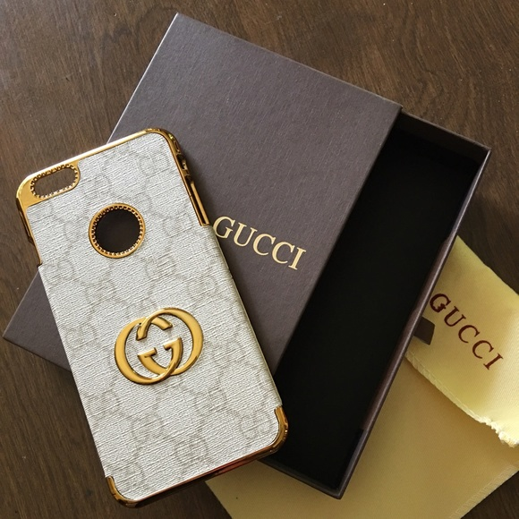 05b3cd42b834 Gucci Accessories - Gucci case iPhone 6s Plus case