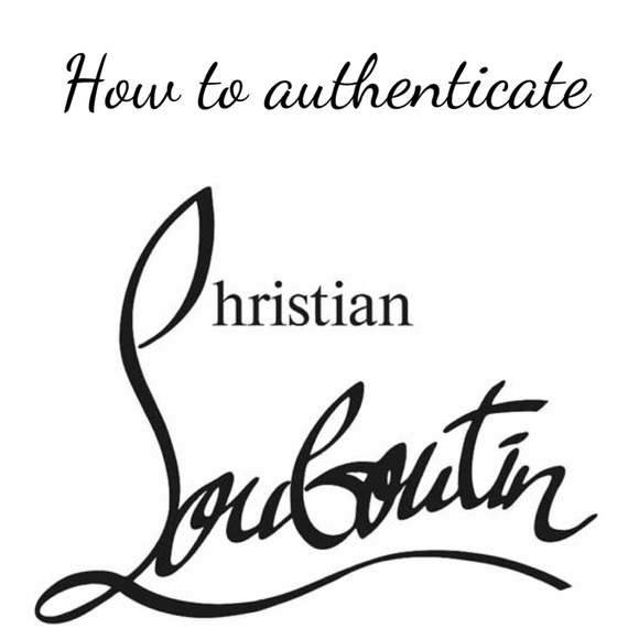 Tips To Authenticate Louboutins