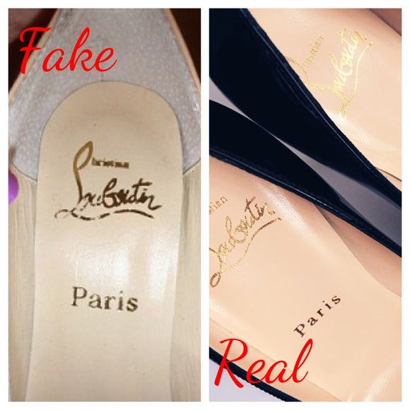 christian louboutin sneakers authentication