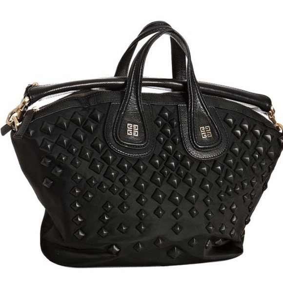 d825d7d9598f Givenchy Handbags - Givenchy Nightingale limited edition studded