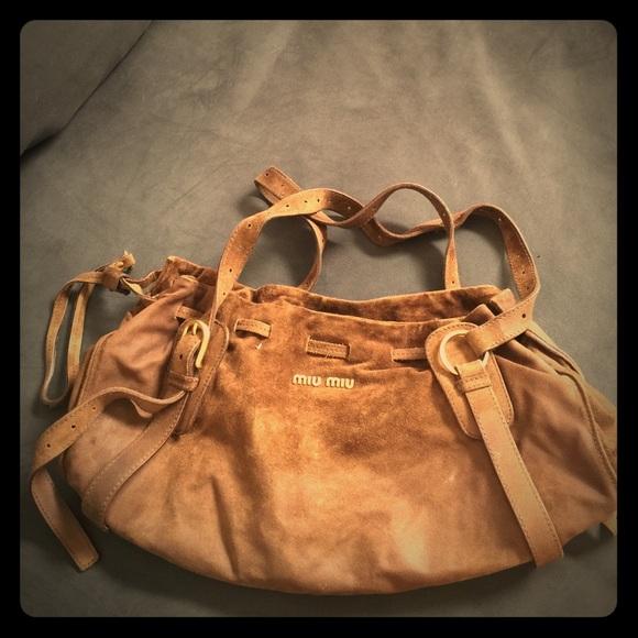 Miu Miu Bags   Vintage Purse   Poshmark f8f874516c
