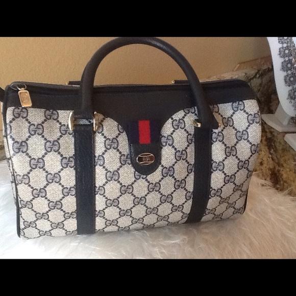 9455f4cb21b Gucci Handbags - Authentic Vintage GUCCI Boston
