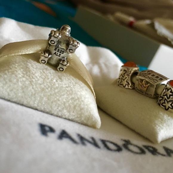 "Jewelry Stores That Sell Pandora Bracelets: RARE! Pandora ""WINIPER"" Charm"