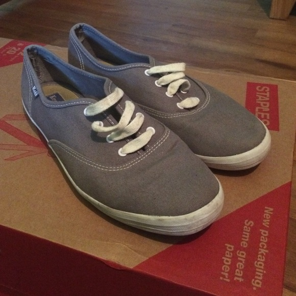 7c1101d5acb4 keds Shoes - Grey Keds Champion Women s Oxford size 10