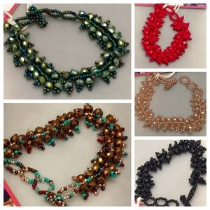 NEW  *SALE* - Ketzali Wilkom Boho Beaded Bracelets