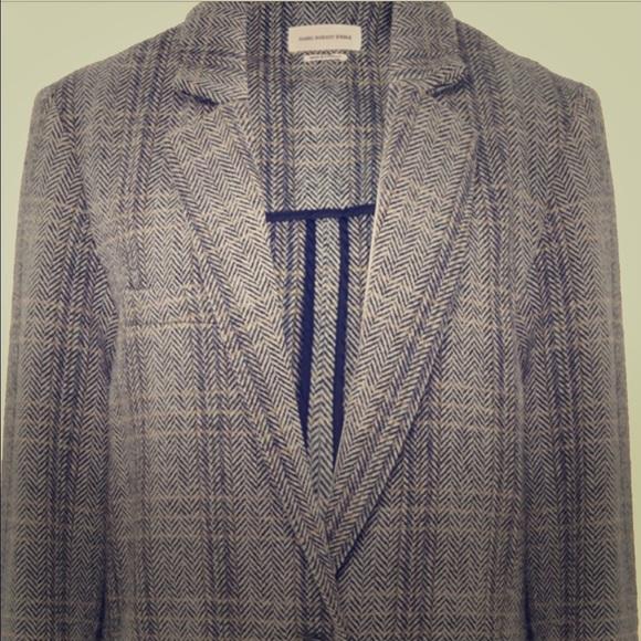 a6020821a1bf1 Isabel Marant Jackets   Blazers - Isabel Marant Etoile Charly Tweed Blazer