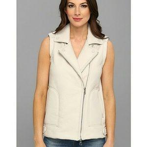 Rebecca Taylor Moto Vest